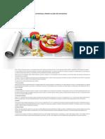 Conozca Las Proyecciones Económicas y Diseñe Su Plan de Inversiones