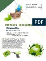 Proyecto Integrador Tecnología 1er Año - Cristina Chandoha
