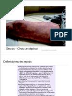 URENCIAS Sepsis Dr. Remolina 2014