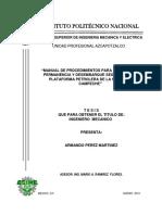 Manualde Seg Plataformas