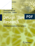 (Understanding Innovation) Christoph Meinel, Larry Leifer (Auth.), Larry Leifer, Hasso Plattner, Christoph Meinel (Eds.)-Design Thinking Research_ Building Innovation Eco-Systems-Springer Internationa