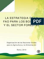 La estrategia de la FAO