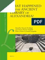 Library of Alexandria (Mostafa)