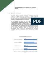 Encuesta y análisis de resultados para comercialización de prendas