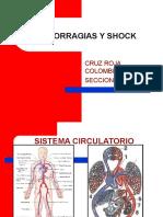 Hemorragias y Shock 1