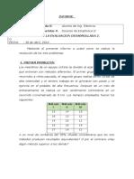 Informe de La Evaluacion 2 Resuelta
