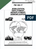 (1992) FM 100-17 Mobilization, Deployment, Redeployment, Demobilization
