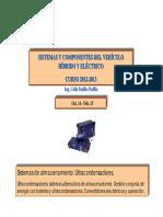 Sistema de Almacenamiento - Ultracondensadores