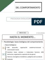 05 - Ecologia Del Comportamiento. Evolución