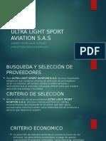 Ultra Light Sport Aviation s