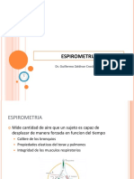 Espirometria Neumologia UMAE 34