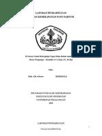 LAPORAN PENDAHULUAN NIFAS BY EDI WIBO.doc