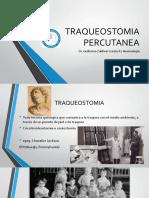 Traqueostomia Percutanea