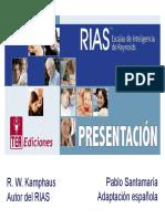 Descripción Escalas de Inteligencia de Reynolds (RIAS).pdf