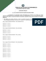 Fcc 2012 Mpe Pe Analista Ministerial Comunicacao Social Jornalismo Gabarito Corrigido