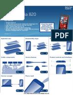 Nokia Lumia 820 RM 824 825 L1L2 Service Manual v1.0