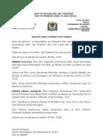 Rais Magufuli Ateua Jaji Wa Rufani, Mwenyekiti NHIF Na Mwenyekiti DIT