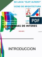 Vivienda de Interes Social Colombia