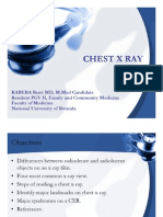 Chest X Ray- KABERA Rene
