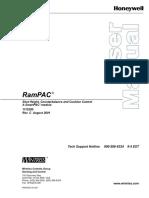 1115200C RamPAC Manual smartPAC