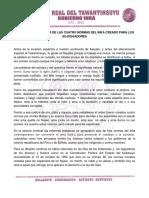 Kamachi 4, Las cuatro normas del Inka.pdf