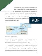 Takeshima Island disputes