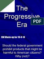progressive era powerpoint from pcg