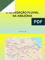 Navegação Fluvial Na Amazonia- Apresent Slides