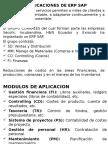 Aplicaciones de ERP SAP Ppt