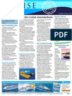 Cruise Weekly for Tue 31 May 2016 - Cruise growth, APT, Royal Caribbean, Dream Cruises, Celebrity, Scenic, CCC Fiji, PONANT AMPERSAND more