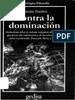 Ibañez, T., Contra La Dominacion