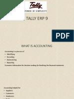 Tally 9 Ppt Presentation