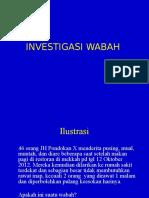Investigasi Wabah TKHI