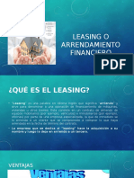 Leasing o Arrendamiento Financiero (1)