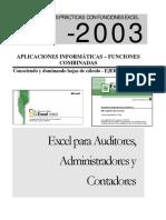 Aplicaciones de Excel Para Contadores y Auditores