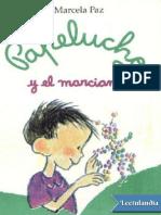 Papelucho y el marciano - Marcela Paz.pdf