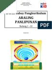 Araling Panlipunan Grade 1 - 10