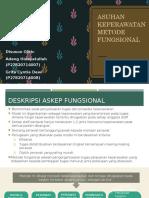 ASKEP METODE FUNGSIONAL