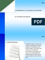 Diseño de Redes de Alcantarillado Sanitario
