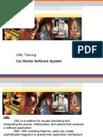 UML Car Rental System v1.1