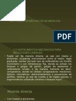 Instrumentos Mecánicos de Medicion Expo 2