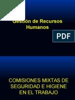 Comisiones Mixtas Seguridad Higiene