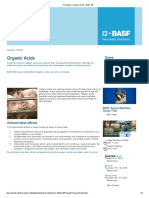 Products _ Organic Acids _ BASF SE