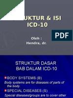 Program Kerja Sub Komite Rekam Medik Mailya FitrianaStruktur Dan Isi Icd-10 2013