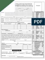 Iiid Membership Application Form