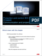 03 SEP600 601 Communication and Project Setup