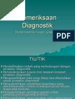 pemeriksaan diagnostik 2