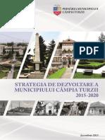 Strategia de Dezvoltare a Municipiului Campia Turzii 2015-2020