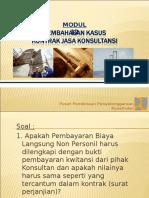 Modul 12_Pembahasan Kasus Kontrak Konsultansi