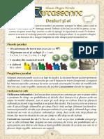 Carcassonne Extensia 9 Dealuri Si Oi(Full Permission)